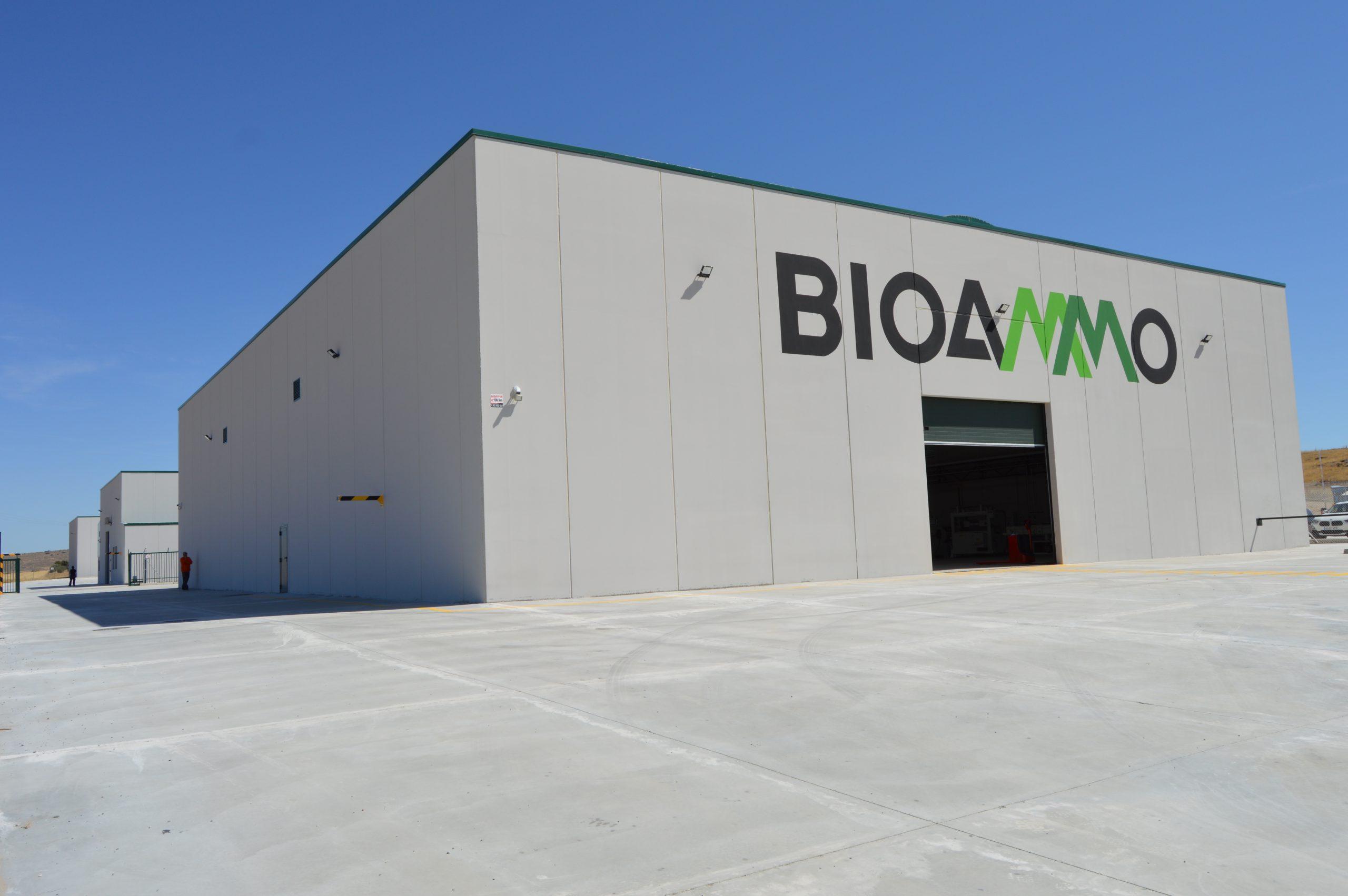 Segovia, el centro mundial de la munición biodegradable