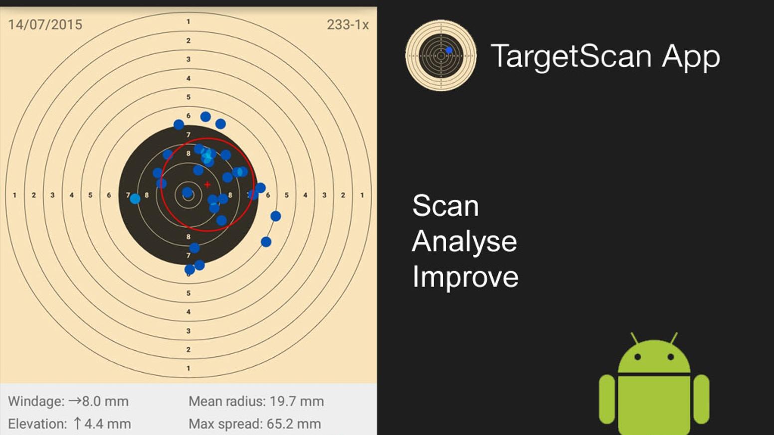 Tres apps para los aficionados al tiro deportivo