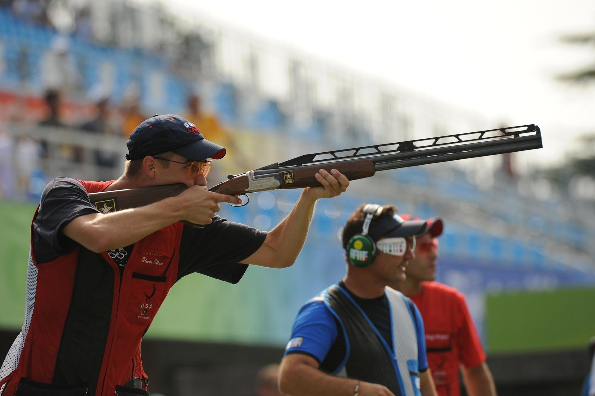 El tiro deportivo como deporte olímpico