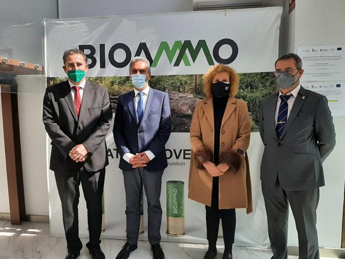 El Delegado del Gobierno de Castilla y León visita la Fábrica de Bioammo